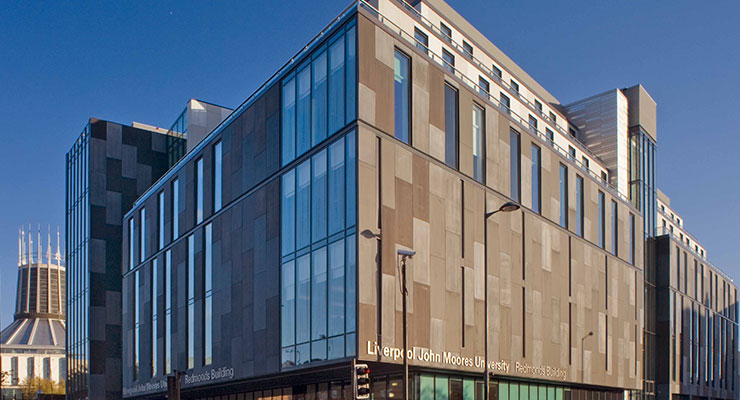 Liverpool John Moores University Aug Student Services