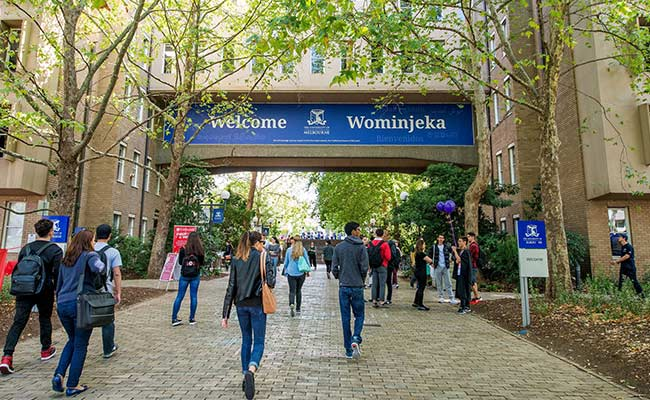 The University of Melbourne Scholarship