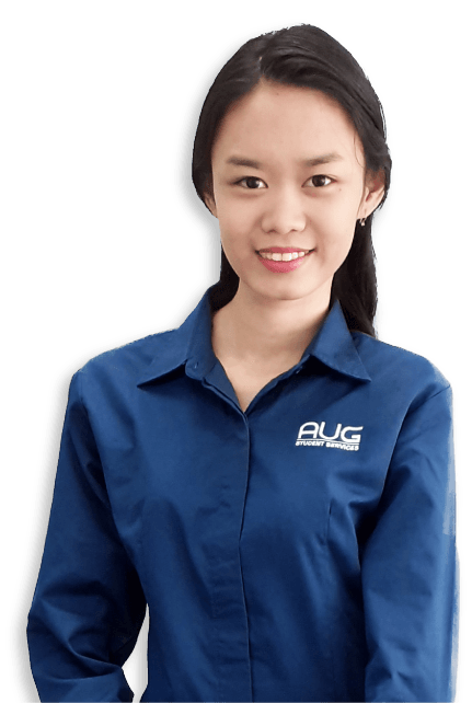AUG Jakarta - Eunike Putri - Education Counsellor / Recruitment Officer