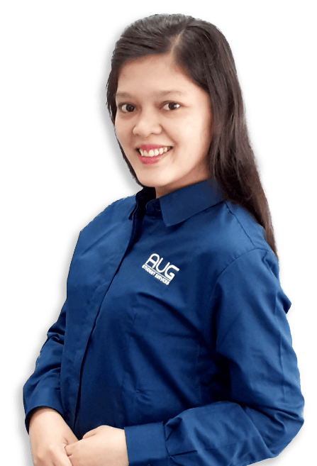 AUG Jakarta - Monica Febrin - Education Counsellor / Recruitment Officer