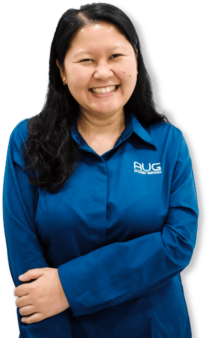 AUG Staff - Tricia Basco - Education Counsellor
