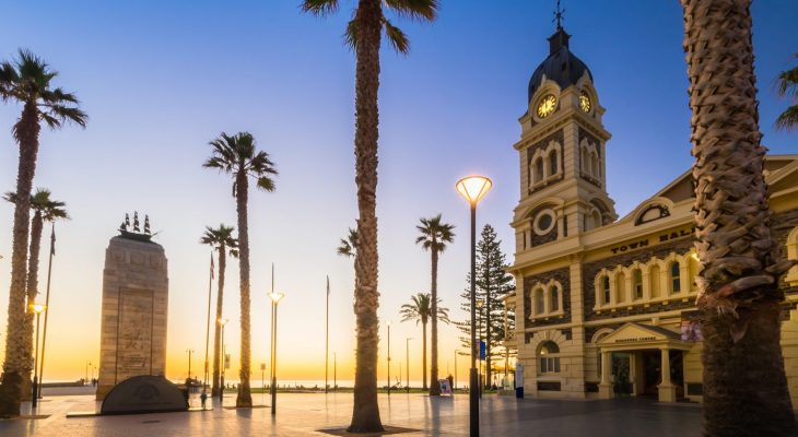 Livable city - Adelaide